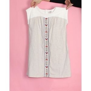 Hanna Andersson Embroidered Dress